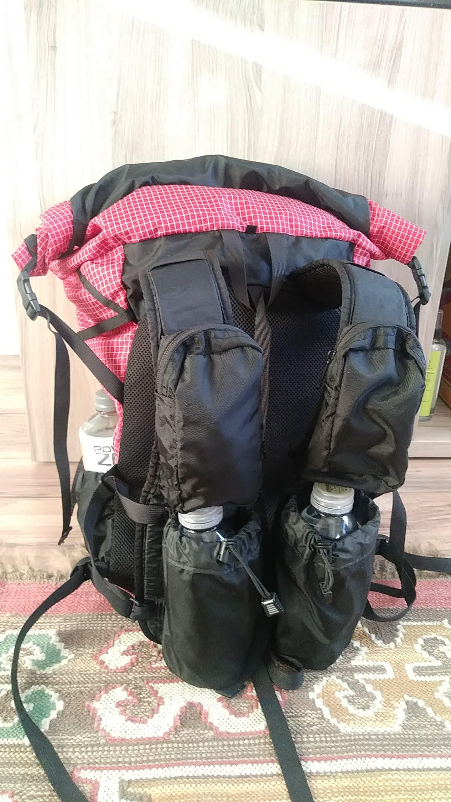 Fs Ula Circuit M L Backpack Ula Fastpack Klymit Dash