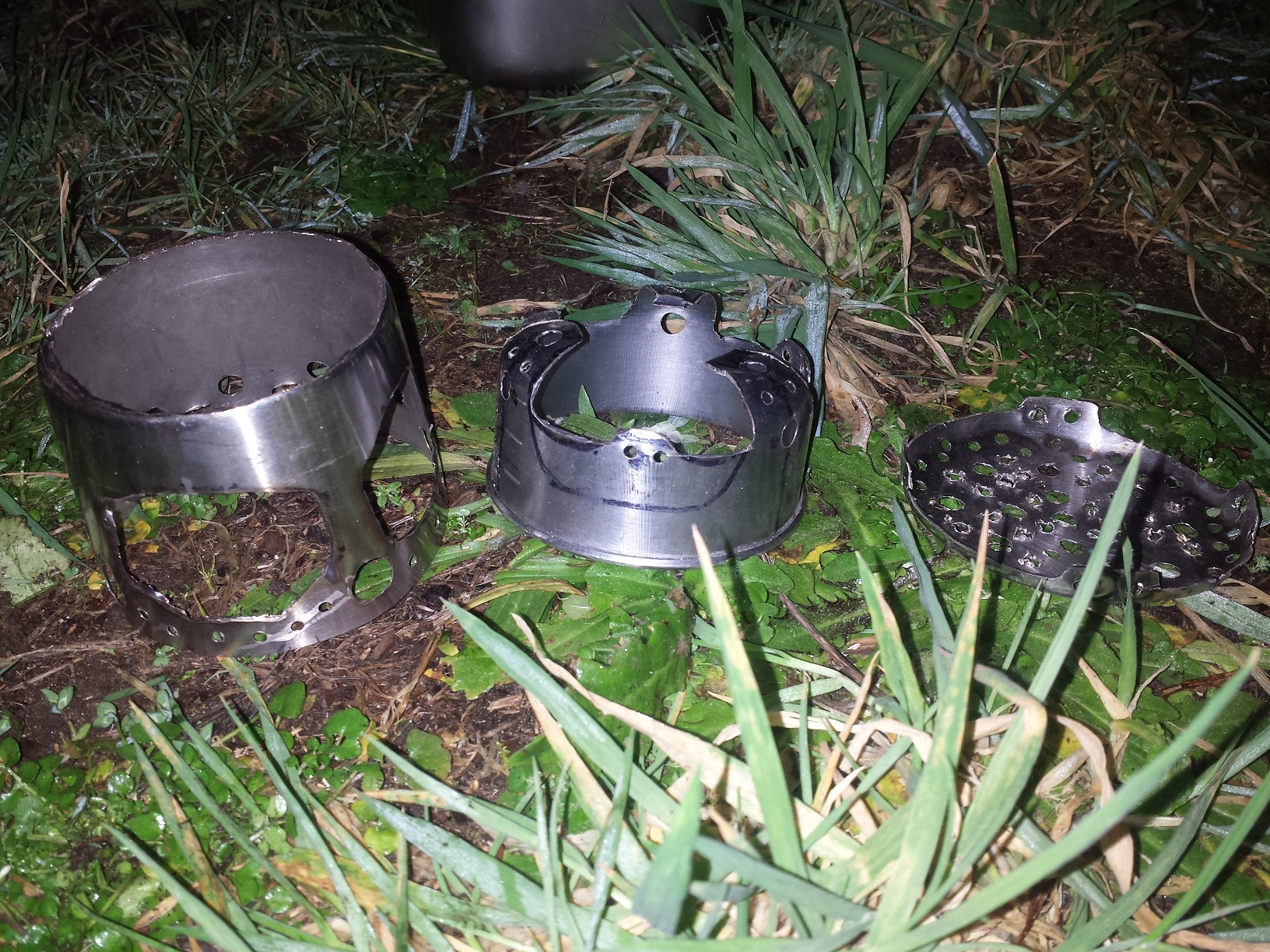 Micro Wood Burning Stove - Backpacking Light