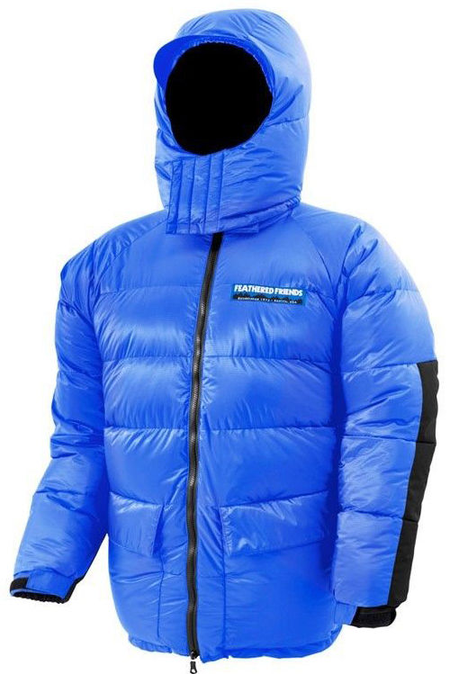 Feathered friends icefall parka womens