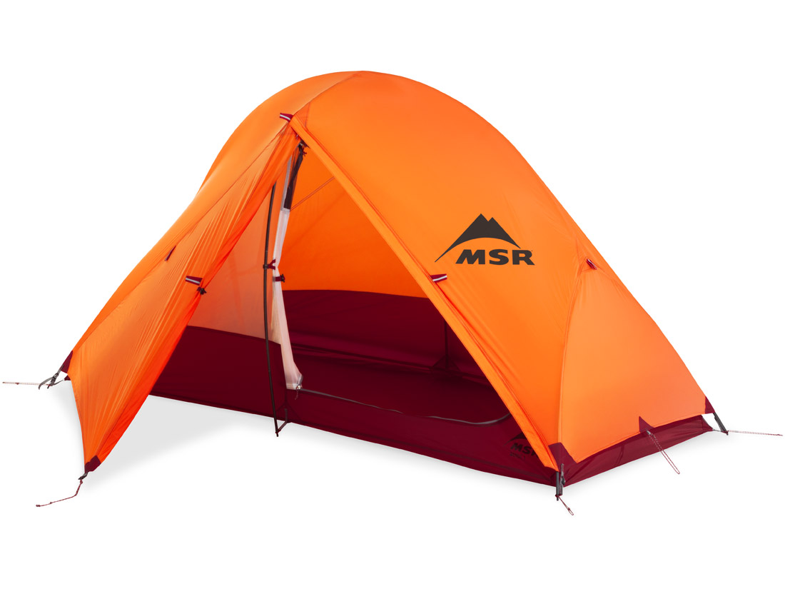 Lightweight 4 Season Tent for Iceland - Backpacking Light