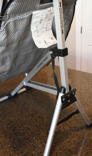 Details about  /GCI Trail-Sling Backpacking Ultralight Portable Folding High Back Camping Chair