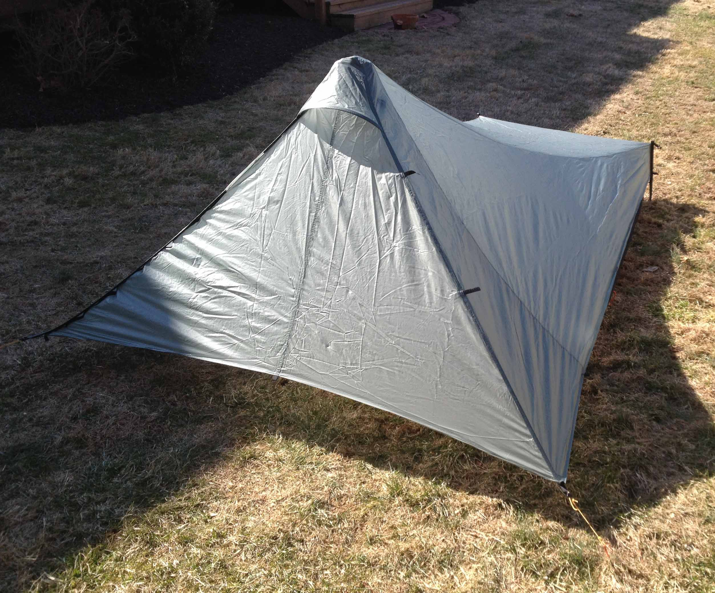 $160 shipped CONUS PayPal Goods u0026 Services (Iu0027ll pay fee; Gu0026S makes it much easier for me to ship packages). Can ship outside CONUS but will need to add ... & FS: TarpTent Contrail w/back pole trekking pole handle adapters ...