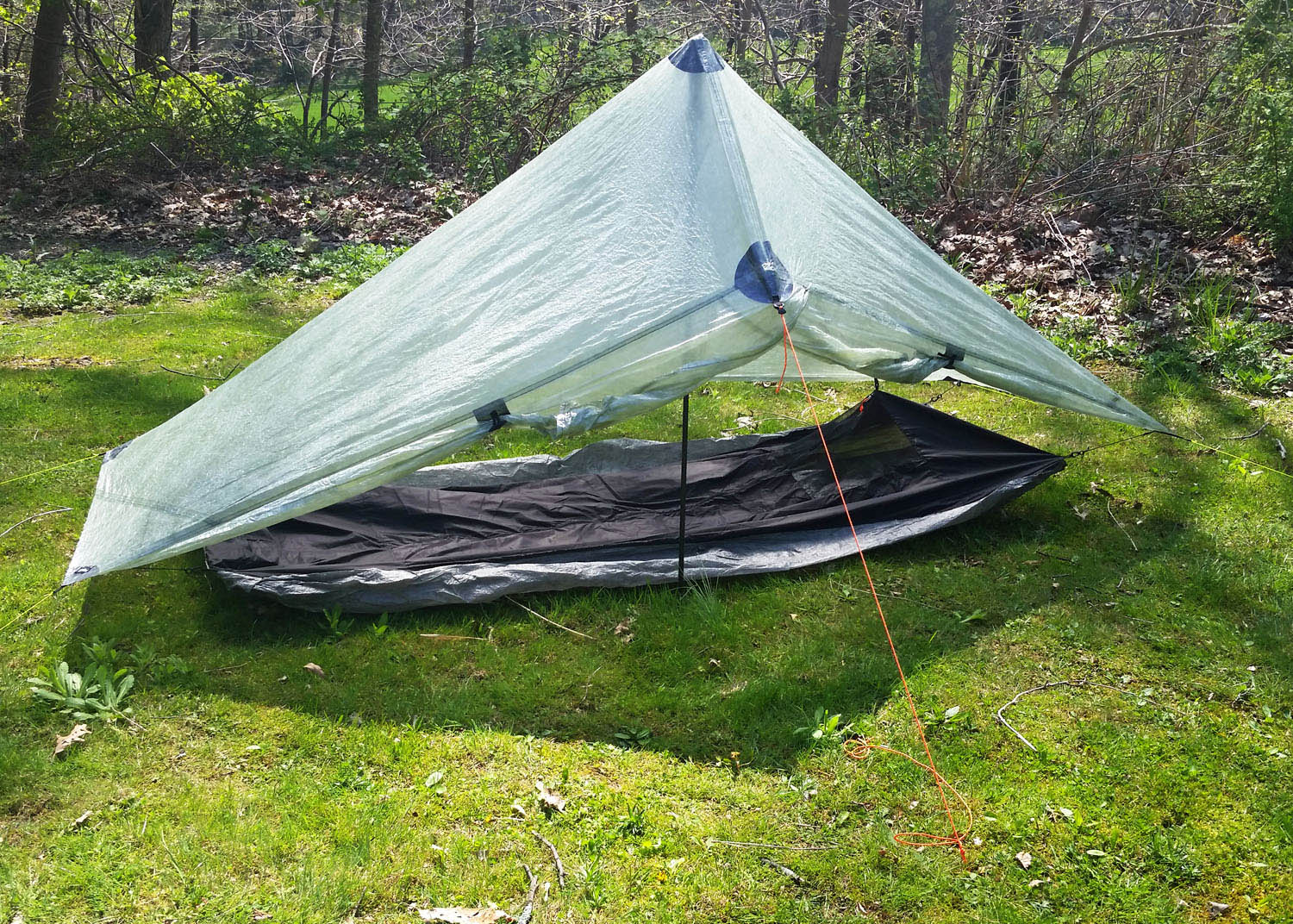 hammock youtube set up watch bivy tarp lightweight combo bivvy and