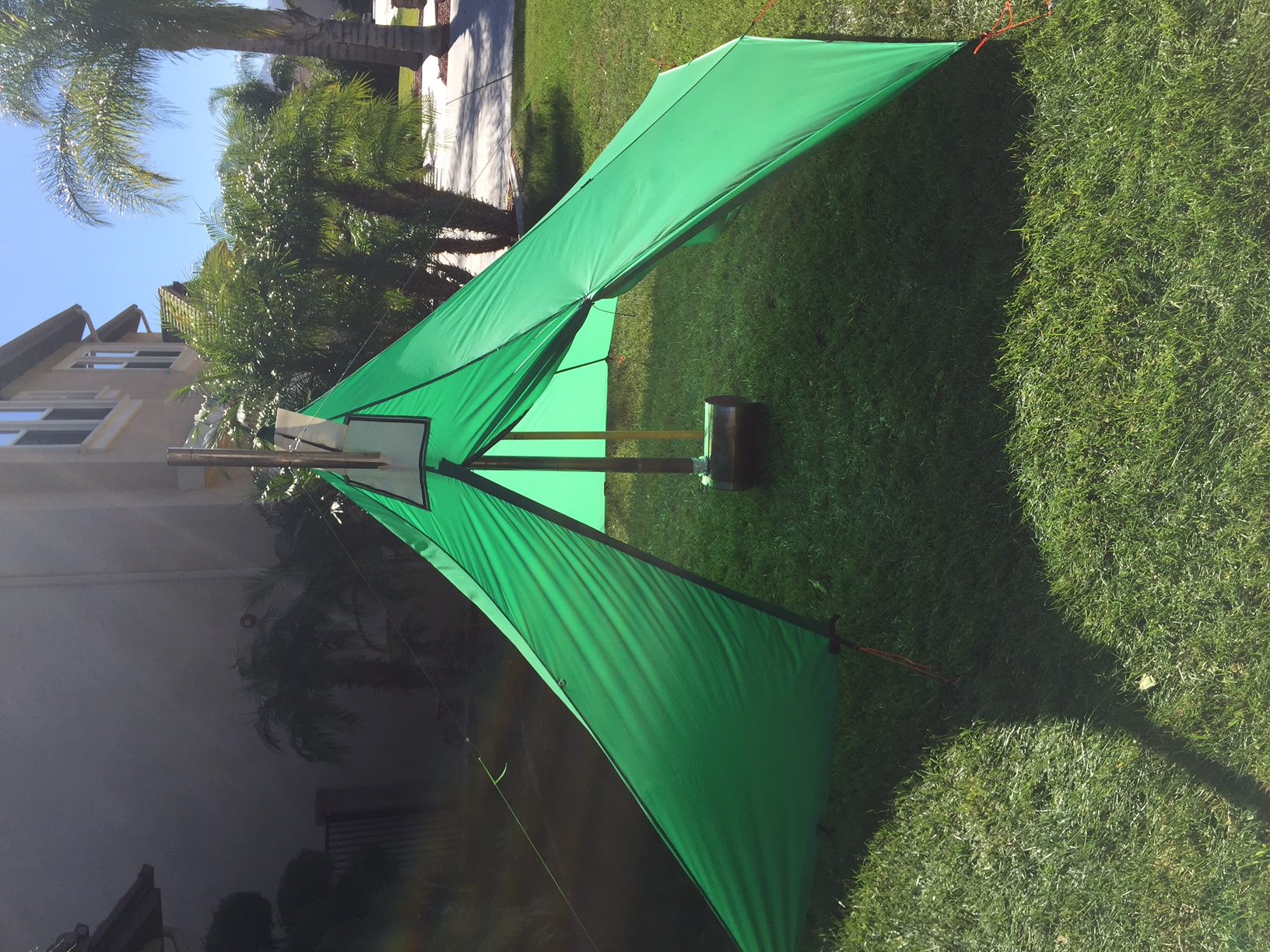 IMG_0718-1.jpg & FS: Titanium Goat Titanium Tent Stove u0026 Bearpaw Pyramid Hot Tent ...