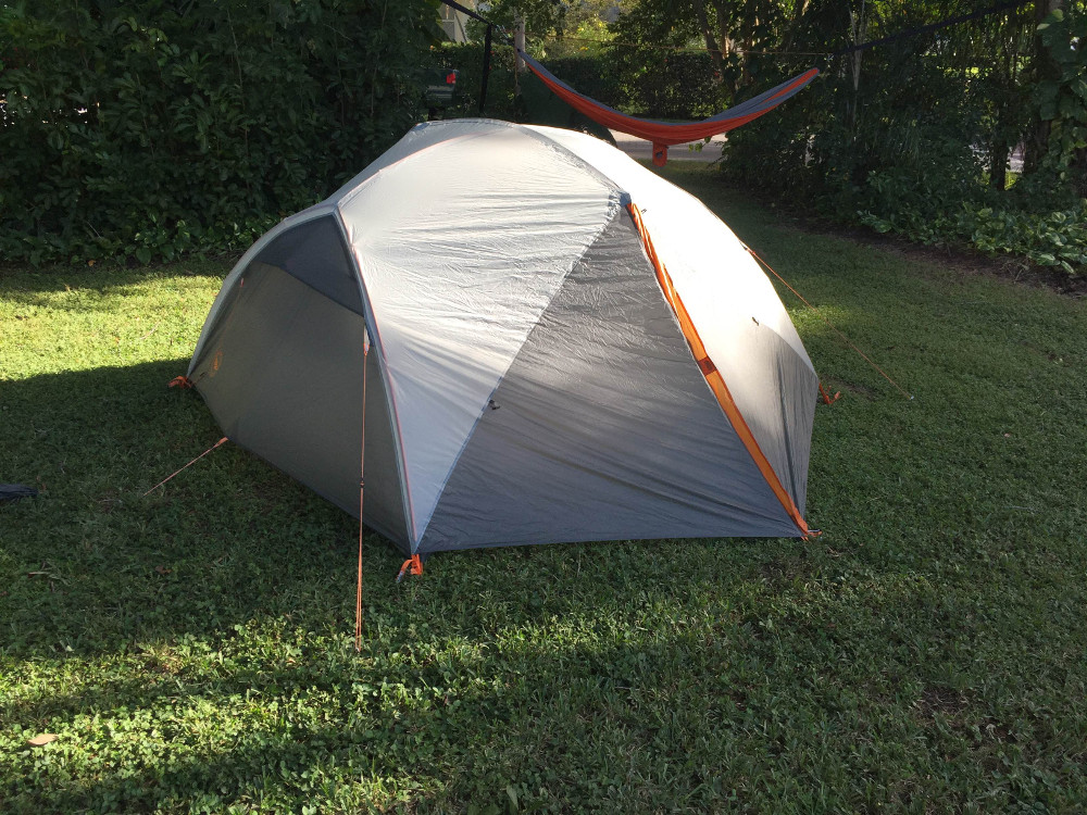2016 Big Agnes Copper Spur UL3 mtnGlo tent for sale. $440 shipped CONUS. New condition. Only used for two nights. No wear. & FS: Big Agnes Copper Spur UL3 mtnGlo - Backpacking Light