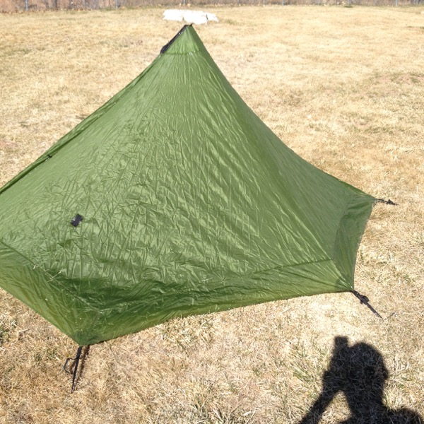 Link to info and specs //.sixmoondesigns.com/tents/LunarSolo.html & FS: SMD Lunar Solo 24oz Tent - PRICE DROP - Backpacking Light