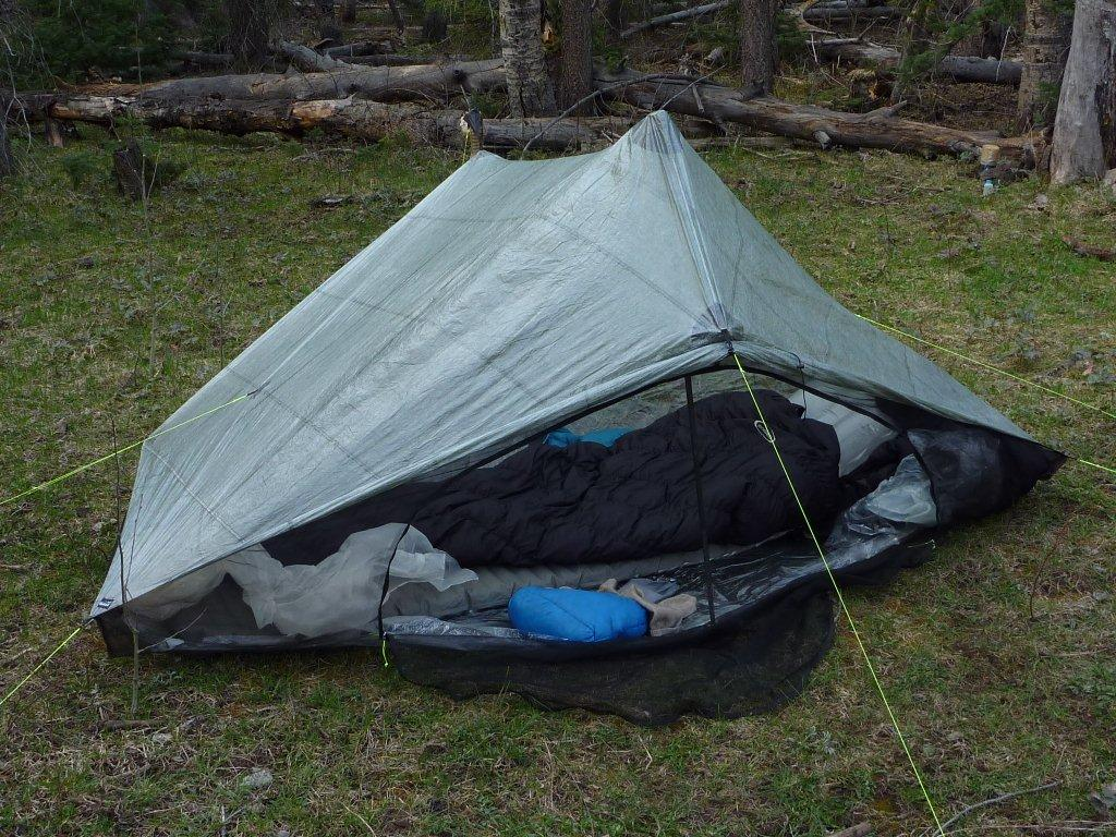FS: ZPacks Hexamid Twin Tent  Backpacking Light