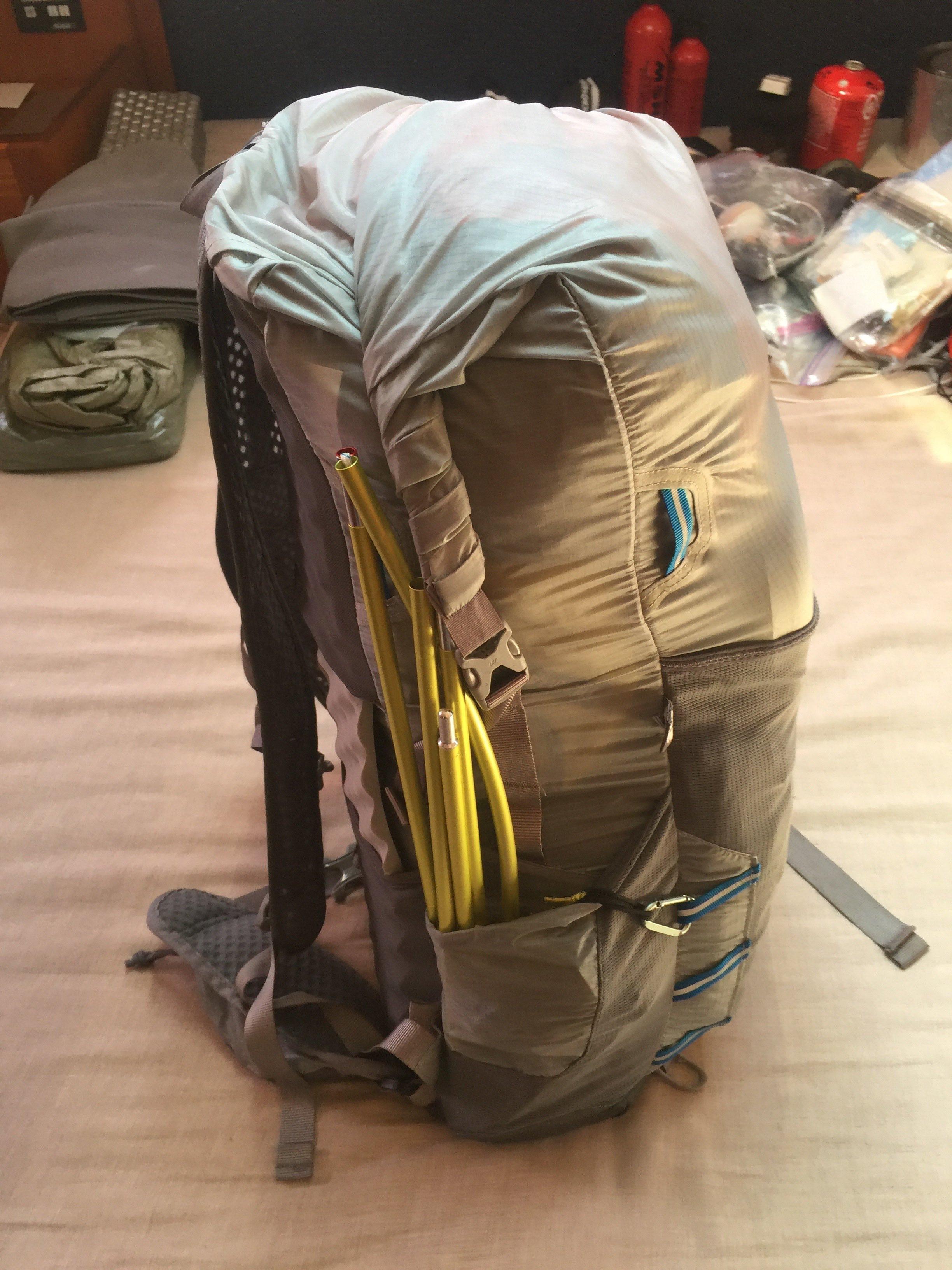 Gossamer Gear Murmur 36 Hyperlight Backpack