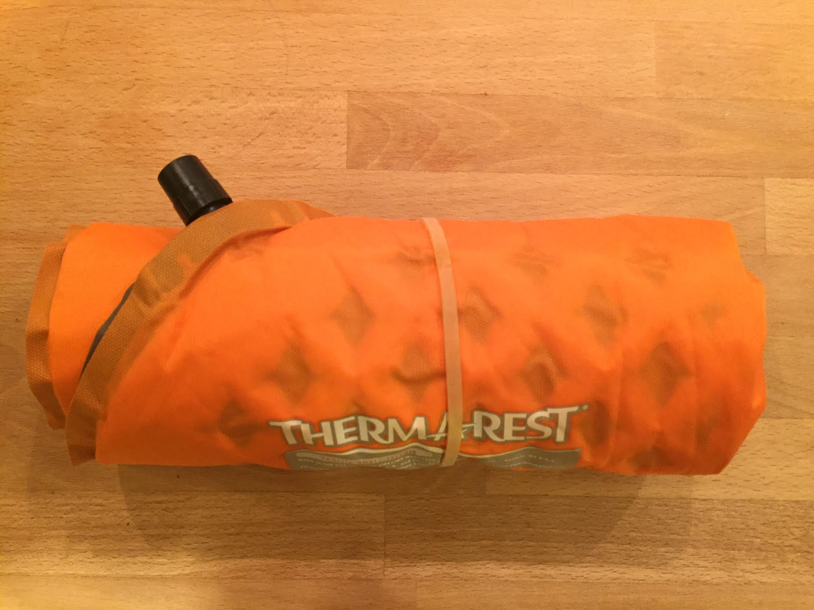 thermarest repair kit instructions