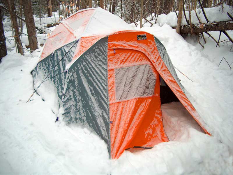 A tent that can really handle a huge snow load is the MH Trangou2026 at a significant weight penalty of course. & Whatu0027s your winter tent? - Backpacking Light