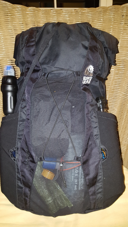 customized granite gear virga 26 a highly underrated pack