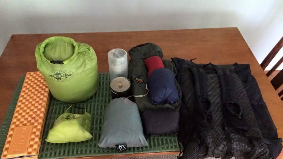 Backpackinglight ryan jordan naked — photo 6