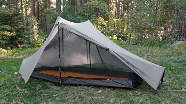 the other end is the same & Staying dry in Tarptent Notch - Backpacking Light