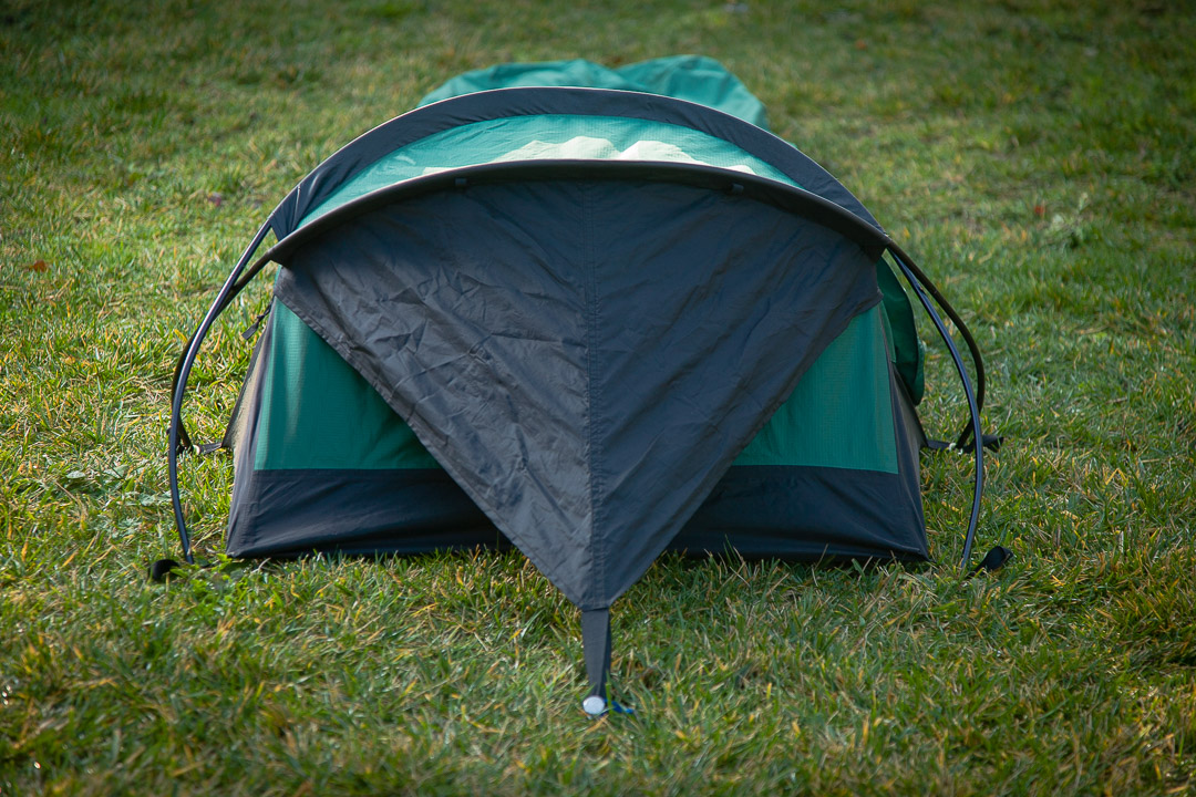 Fs The North Face Gore Tex Soloist Bivy Backpacking Light