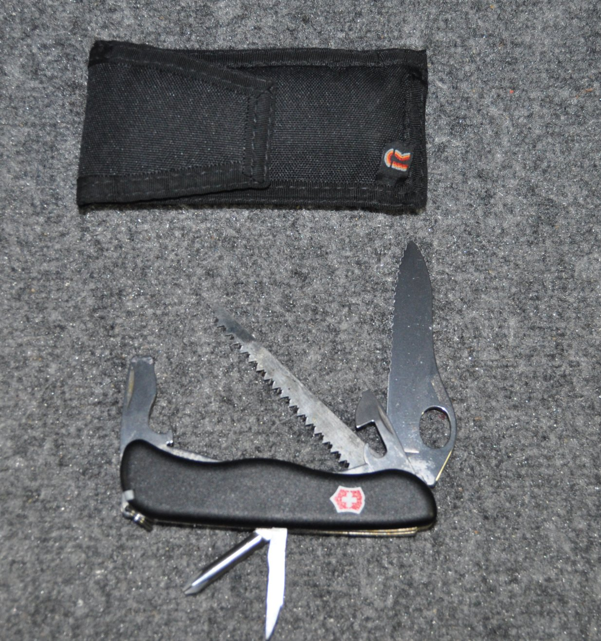 FS: Forschner Rosewood Handled StainlessParing Knife with ...