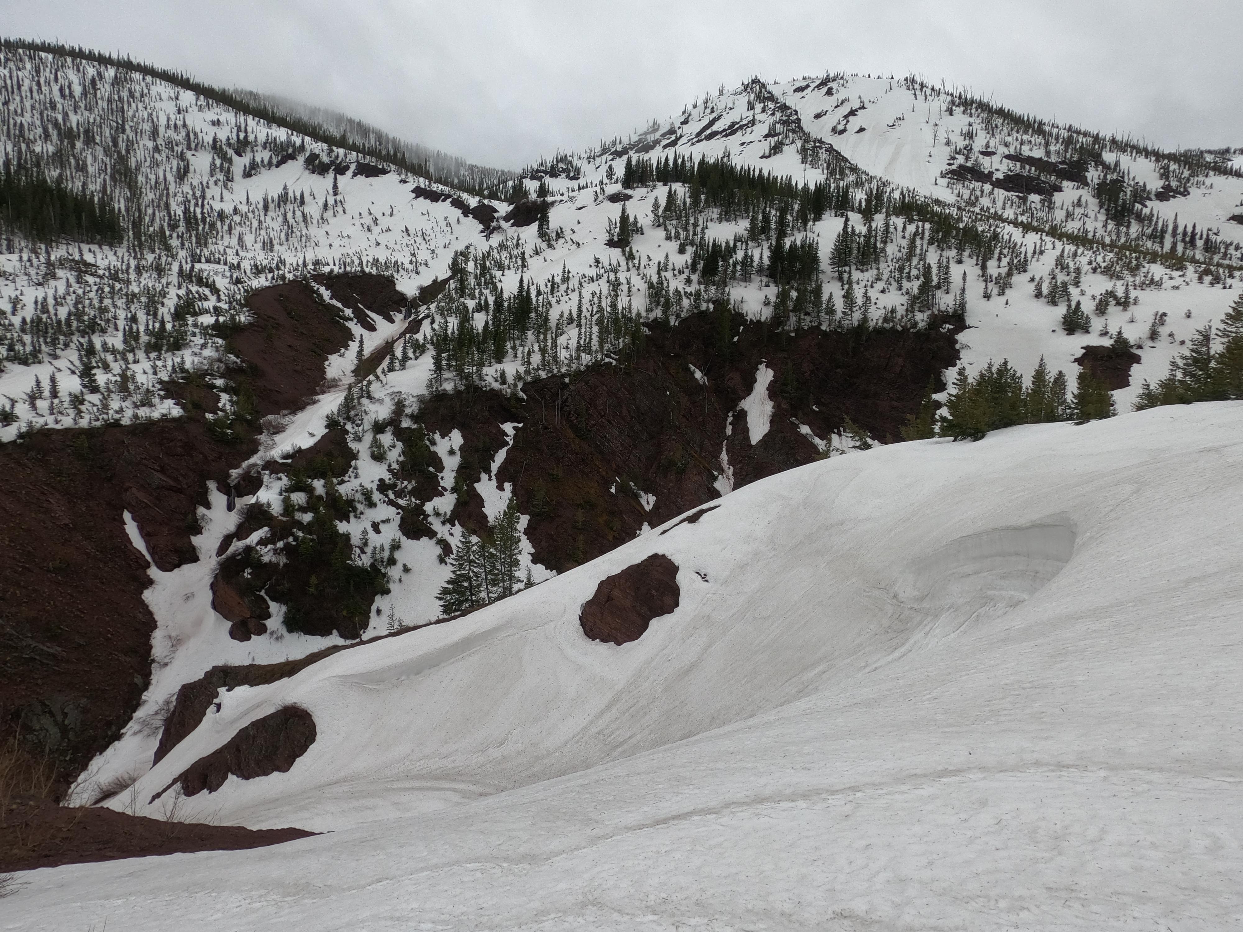 white river pass