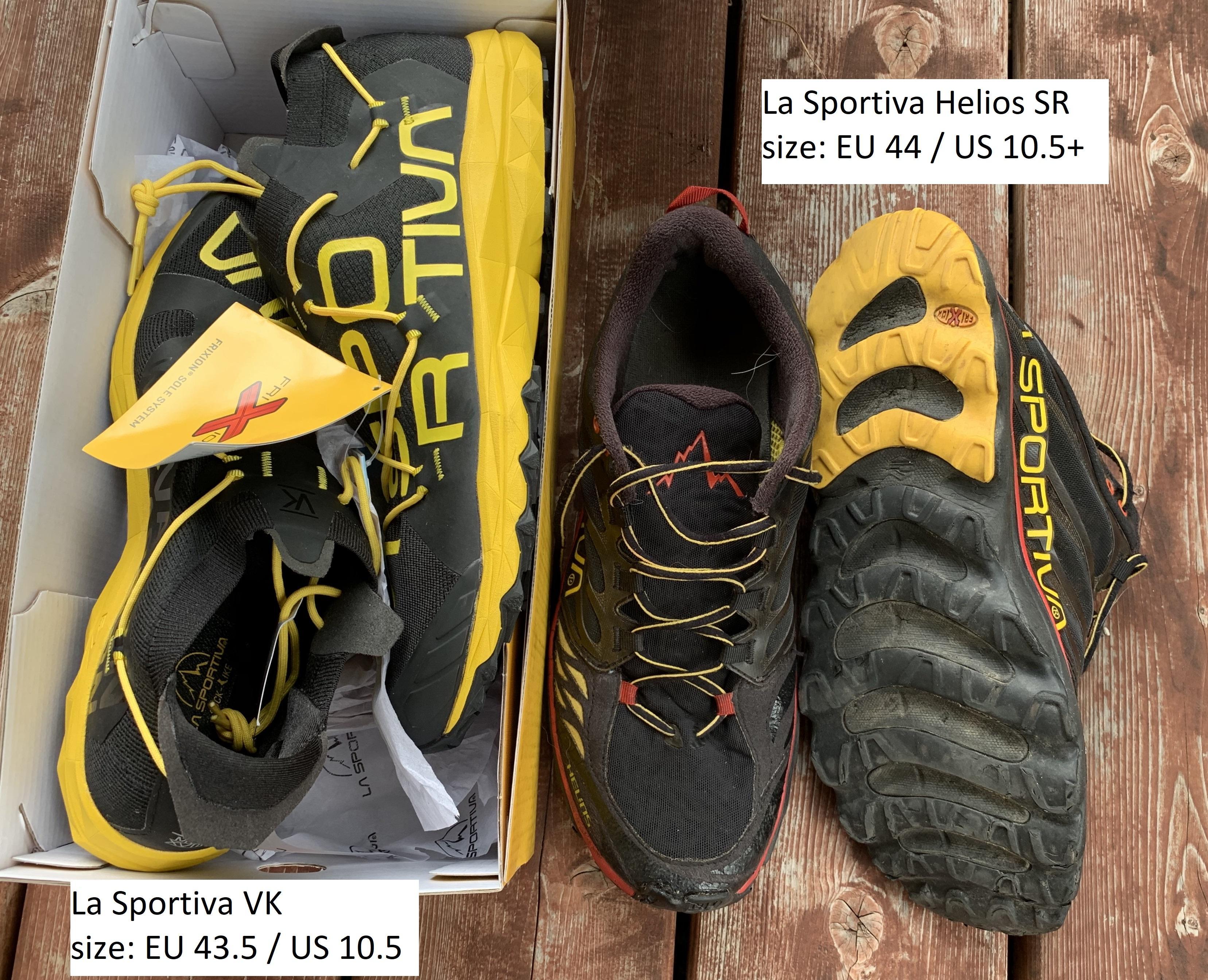 LaSportiva shoes