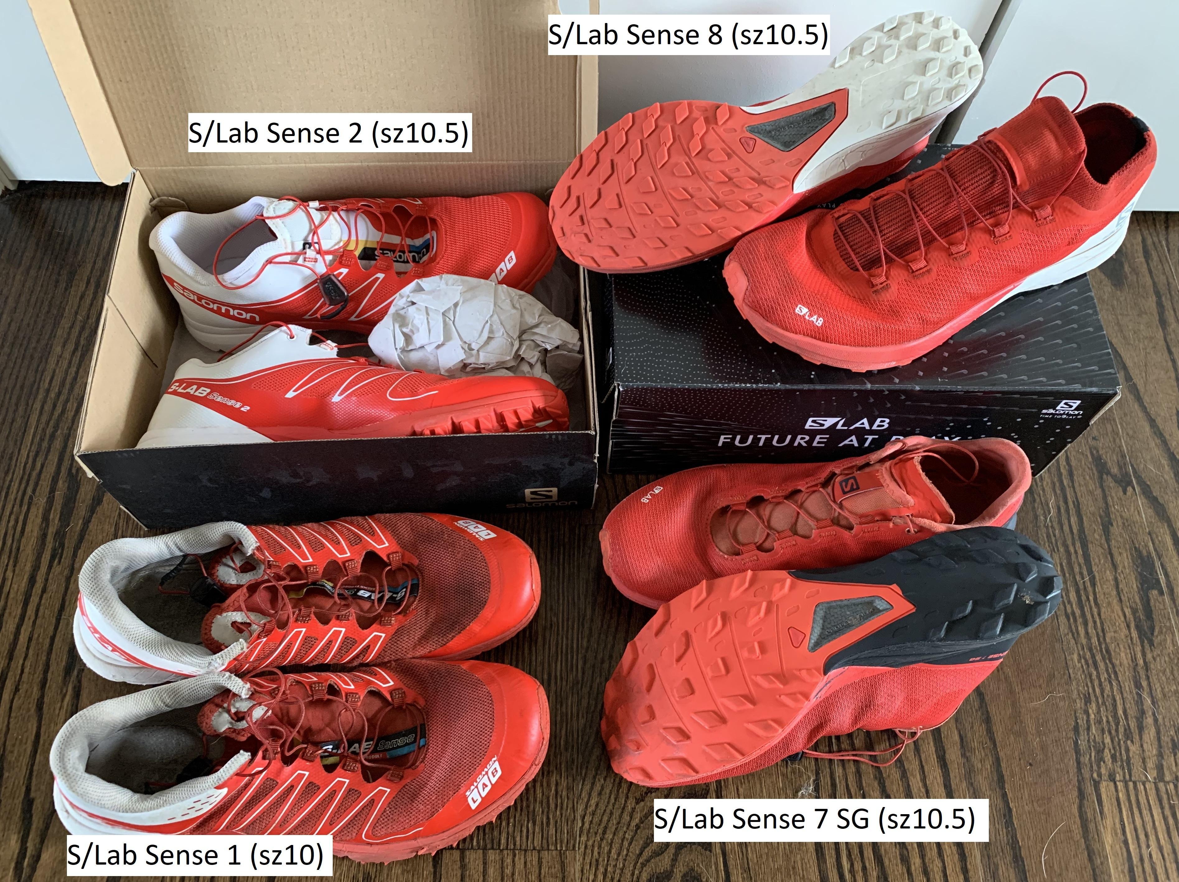 Salomon shoes