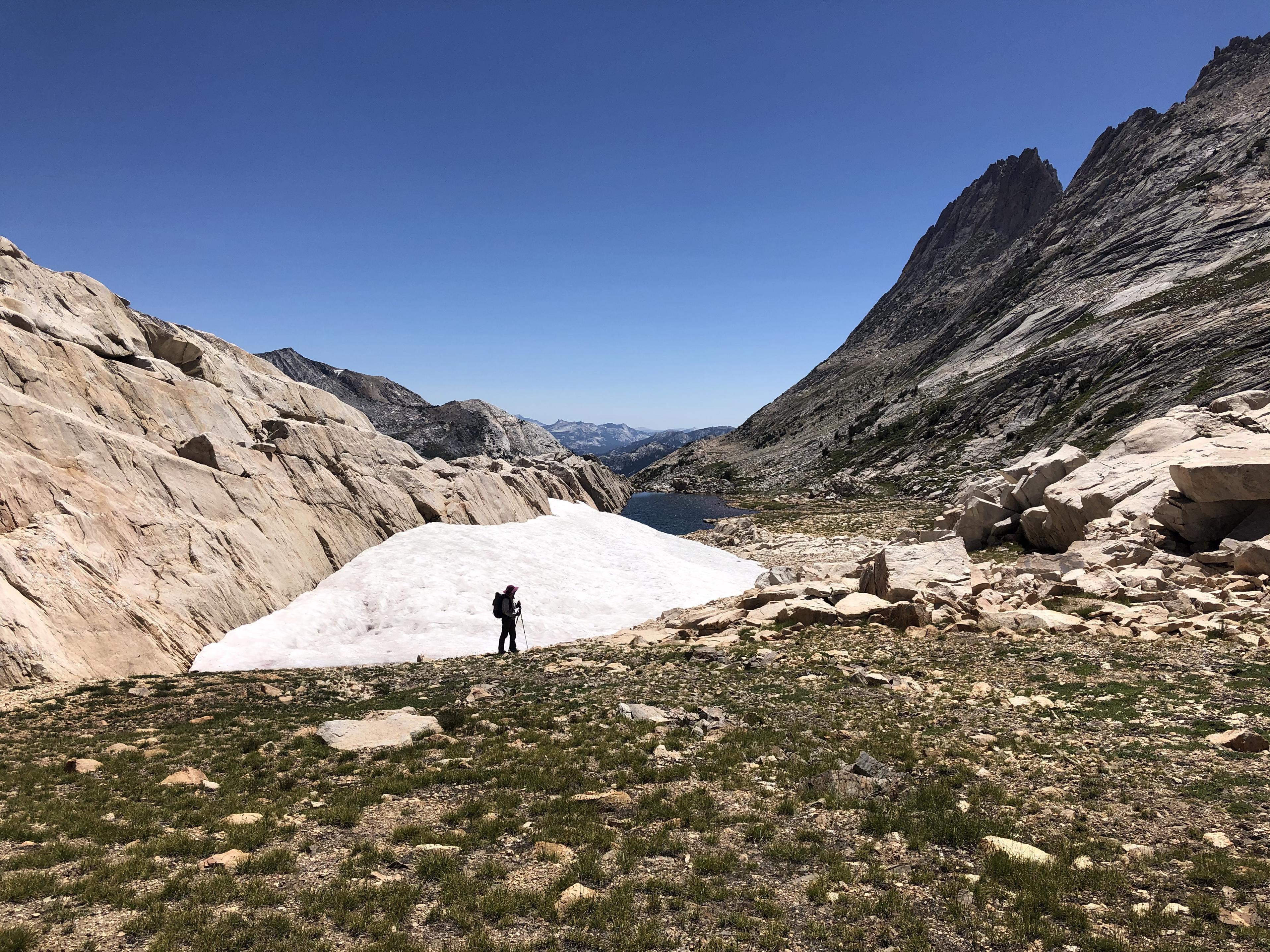 Top of Horse Creek Pass