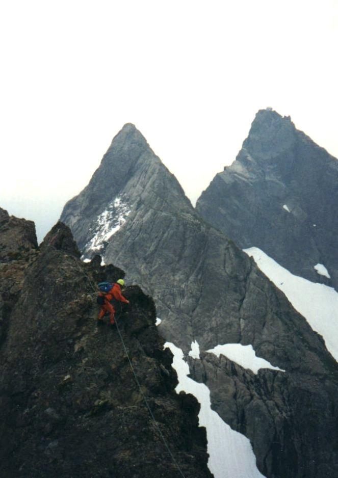 Three Fingers, North Peak
